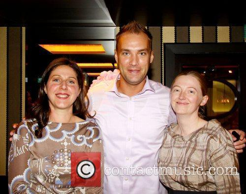 Zahira Jaser, Calum Best and Pink