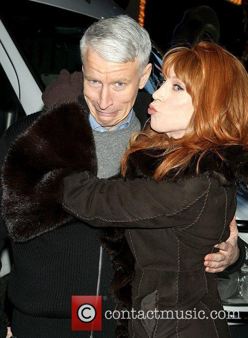 Anderson Cooper, Cnn and Kathy Griffin