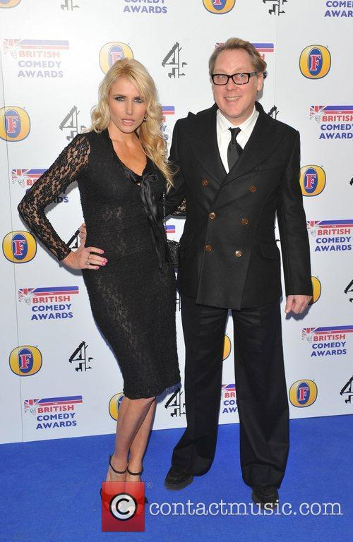Nancy Sorrell and Vic Reeves 8