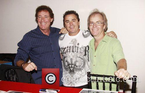 Barry Williams, Brady Bunch and Christopher Knight