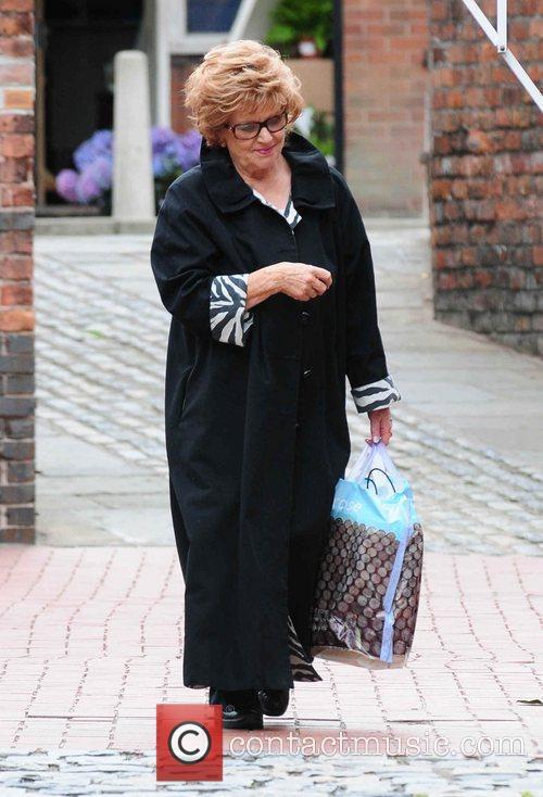 Barbara Knox and Coronation Street