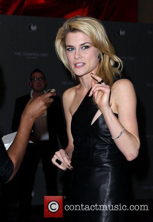 Rachael Taylor, Celebration and Las Vegas