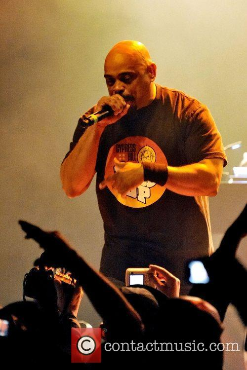 Senen Reyes and Cypress Hill 1