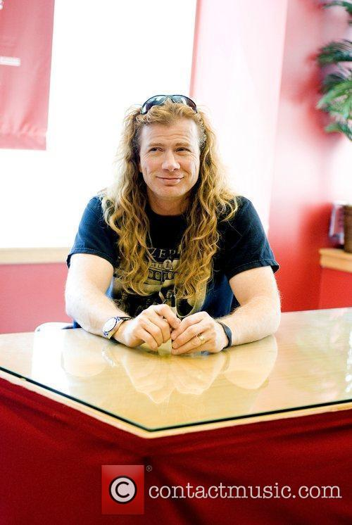 Dave Mustaine and Chicago 7
