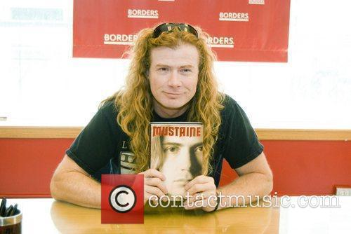Dave Mustaine and Chicago 4