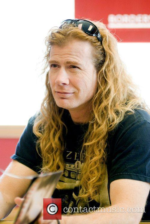 Dave Mustaine and Chicago 5