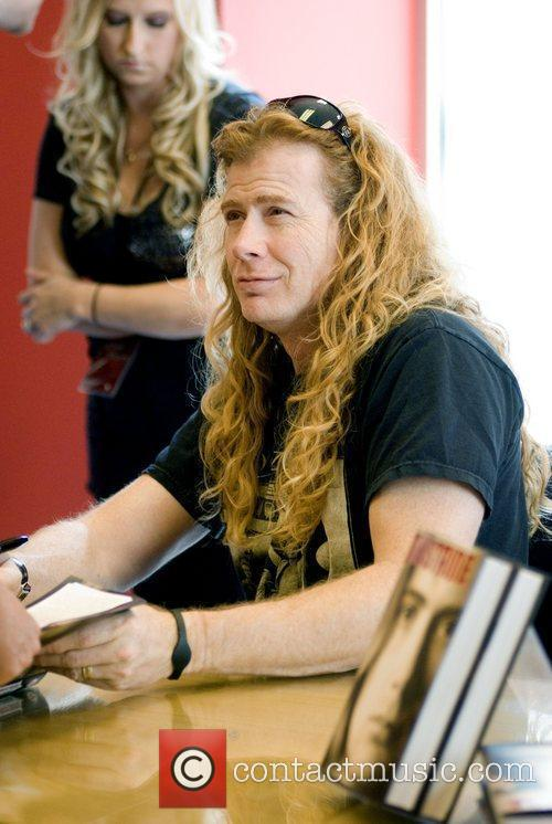 Dave Mustaine and Chicago 3