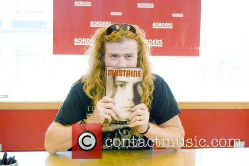 Dave Mustaine and Chicago 9