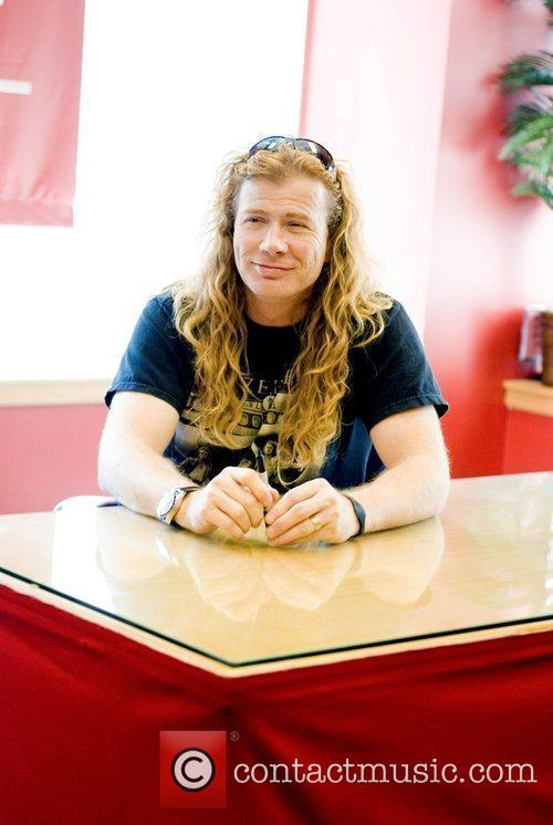 Dave Mustaine and Chicago 2