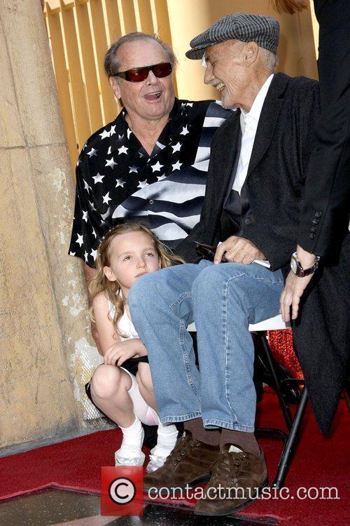 Jack Nicholson and Dennis Hopper