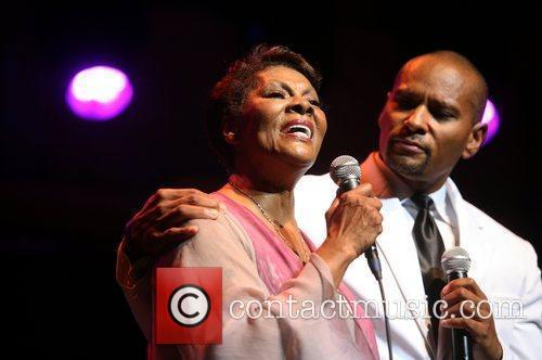 Dionne Warwick and David Elliot