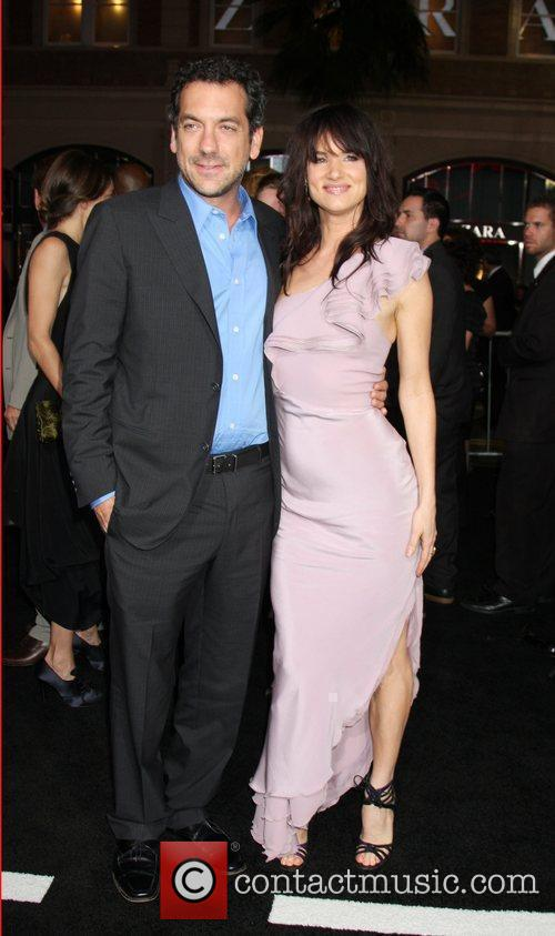 Todd Phillips and Juliette Lewis 8