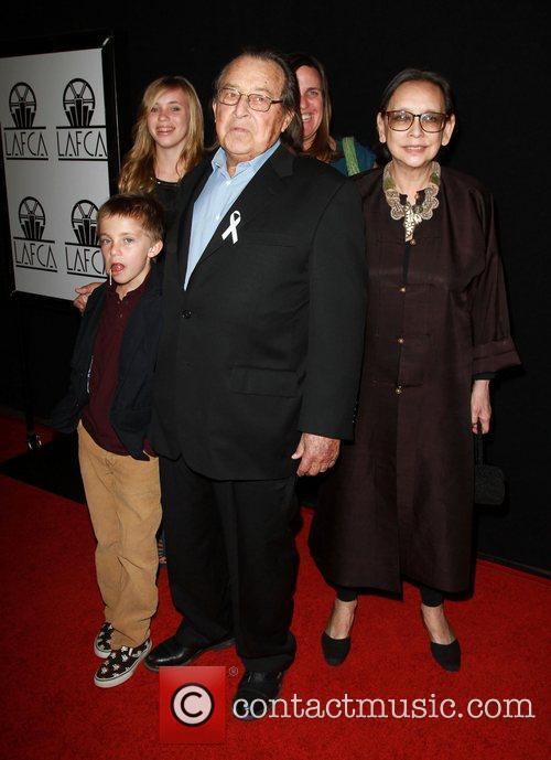 Paul Mazursky and Los Angeles Film Critics Association