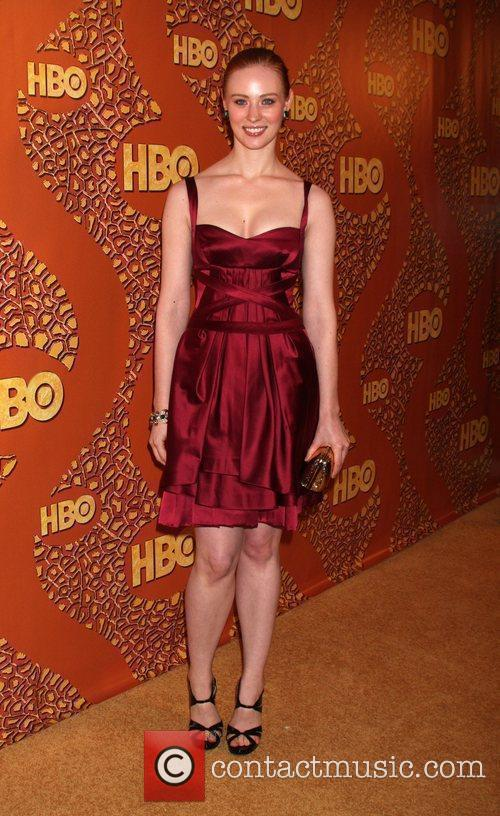 Deborah Ann Woll and Hbo