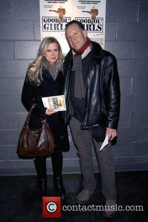 Steve Guttenberg and His Girlfriend Anna Gilligan