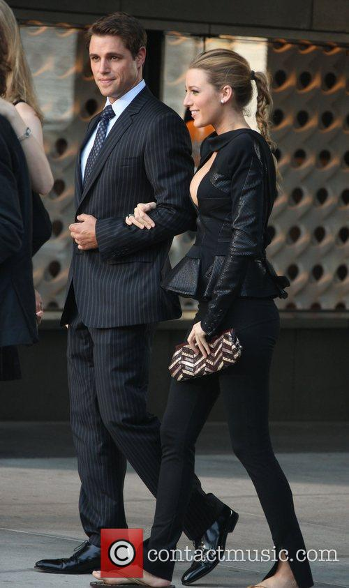 Sam Page, Blake Lively and Gossip Girl 1