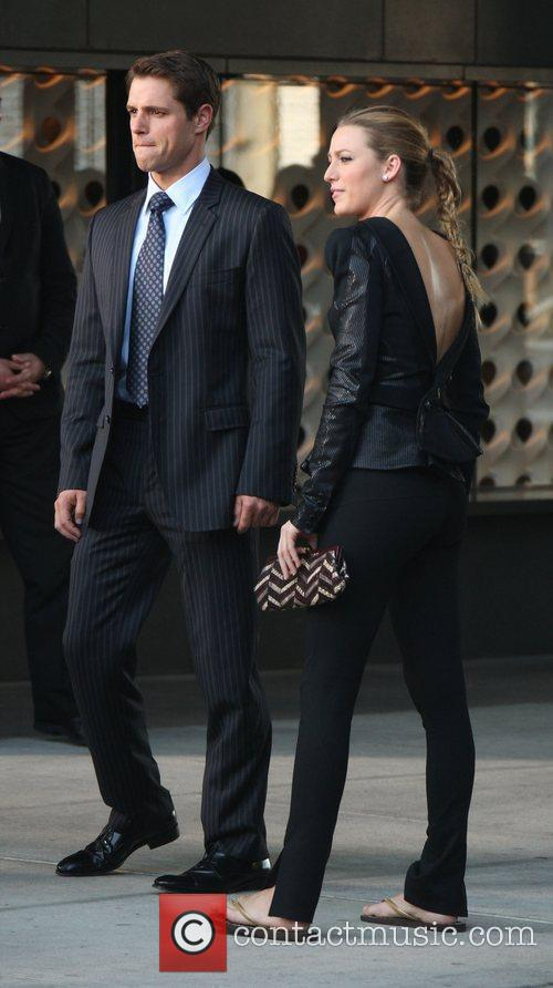 Sam Page, Blake Lively and Gossip Girl 2