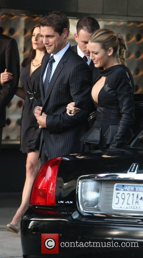 Sam Page, Blake Lively and Gossip Girl 3
