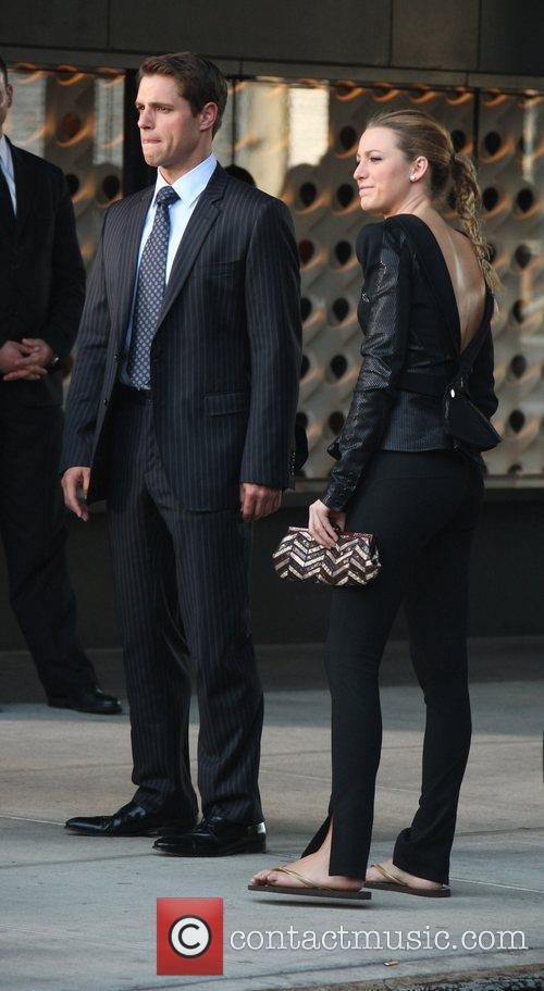 Sam Page, Blake Lively and Gossip Girl 4
