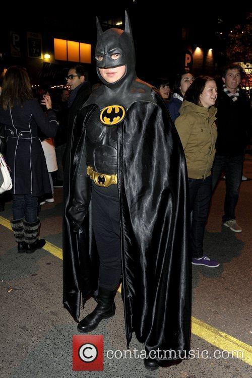 Batman and Celebration