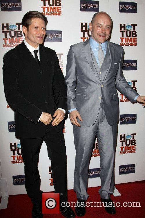 Crispin Glover and Rob Corddry 5