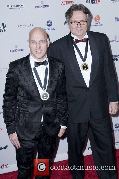 Rob Kamphues And Boudewijn Schoewert 1