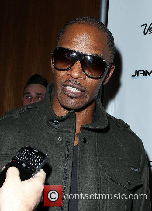 Jamie Foxx, Las Vegas and Playboy 1