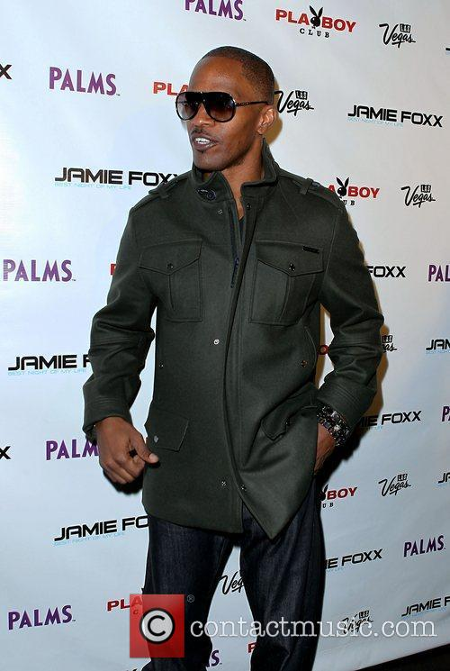 Jamie Foxx, Las Vegas and Playboy 4