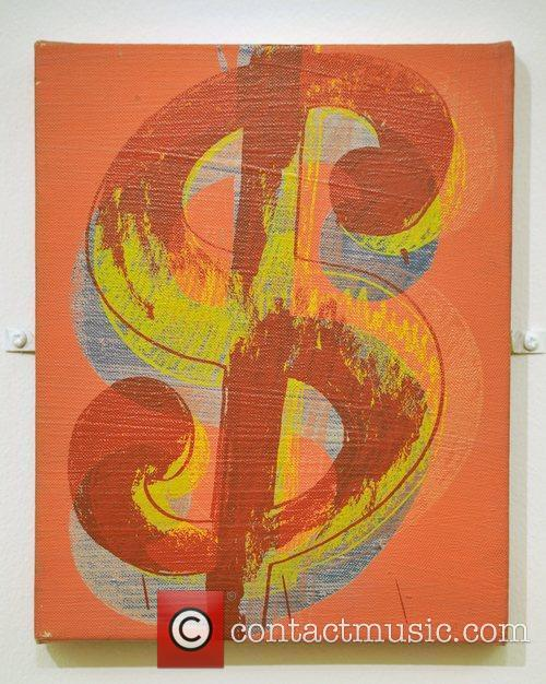 Andy Warhol, Bond and Jerry Hall 1