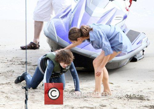 Mila Kunis and Nolan Gould 10