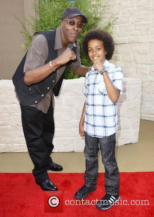 Arsenio Hall and Son Arsenio Jr