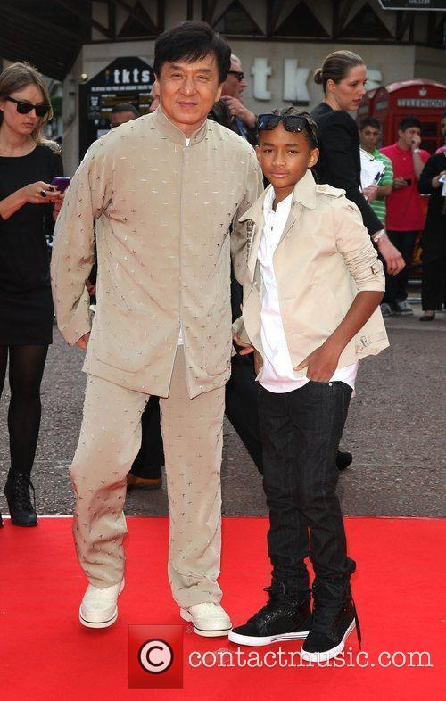 Jaden Smith and Jackie Chan 4