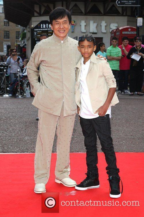 Jaden Smith and Jackie Chan 11