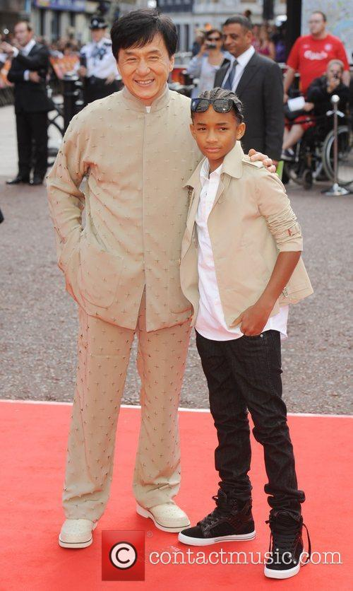 Jackie Chan and Jaden Smith 9