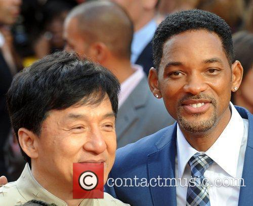 Jackie Chan and Will Smith 6