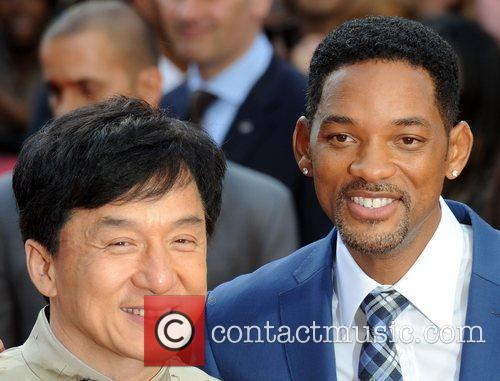 Jackie Chan and Will Smith 8