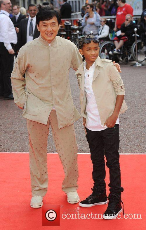 Jackie Chan and Jaden Smith 10