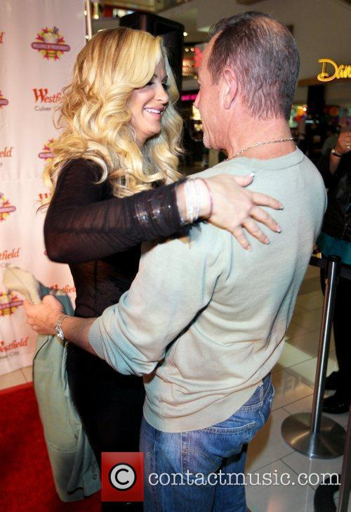 Kim Zolciak and Michael Lohan 4