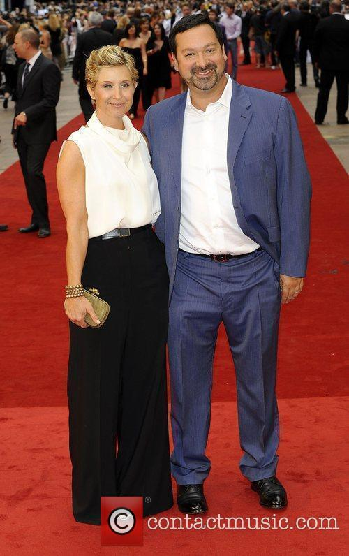 James Mangold and Wife