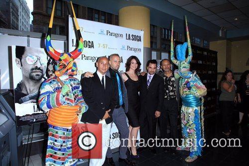 Juan Fernandez, Josh Crook, Denise Quinones and Manny Perez 2