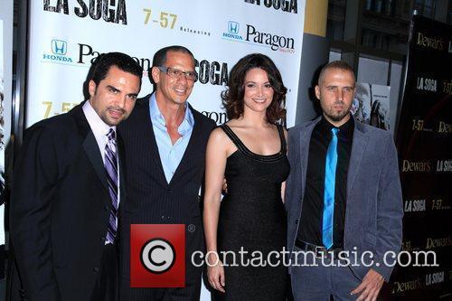 Manny Perez, Guest, Denise Quinones and Josh Crook 2