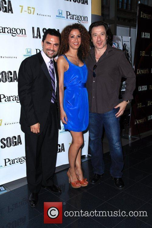Manny Perez, Yvonne Maria Schaefer and Federico Castelluccio 1