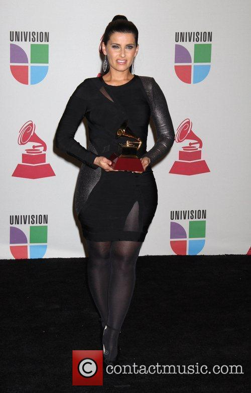 Nelly Furtado, Las Vegas and Latin Grammy Awards