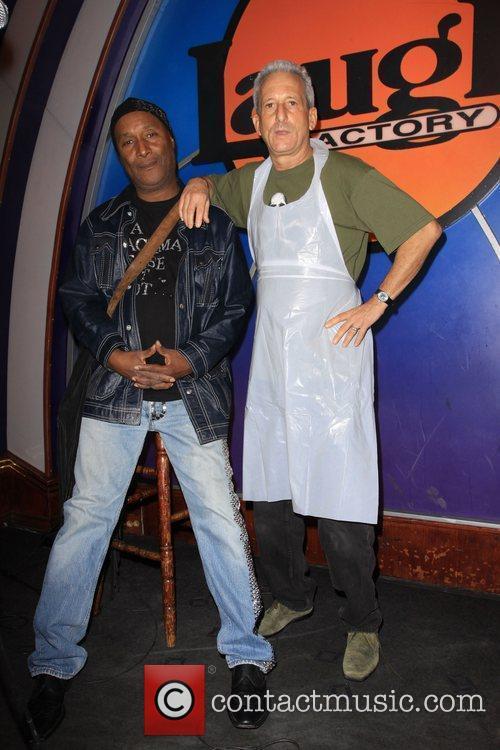 Paul Mooney and Bobby Slayton 10