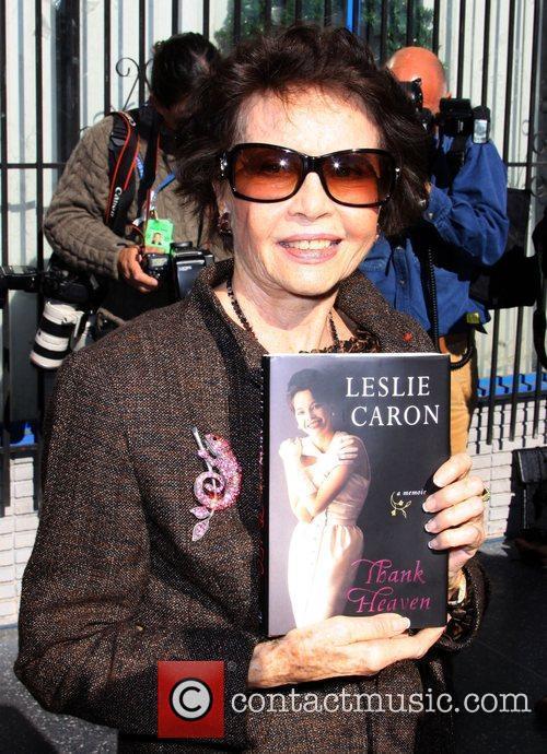 Leslie Caron 5