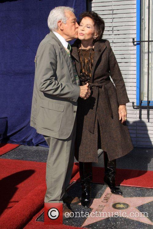 Leslie Caron and Jack Larson 9