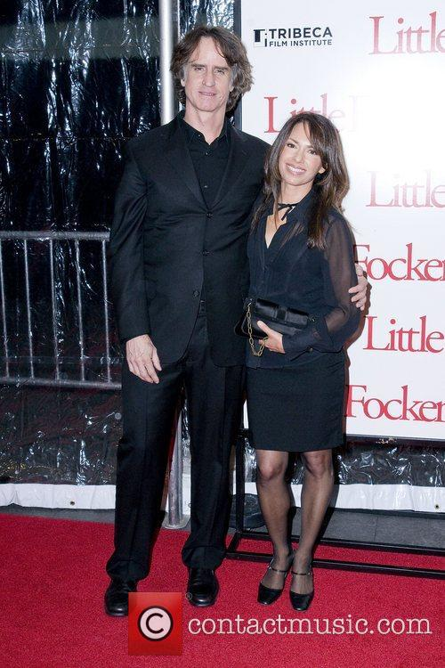 Susanna Hoffs and Jay Roach