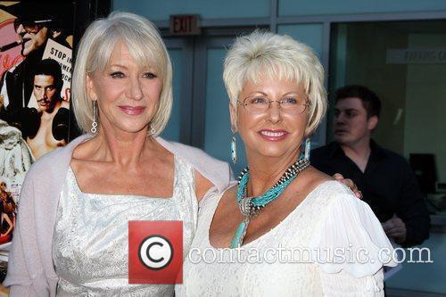 Helen Mirren and Madam Susan Austin