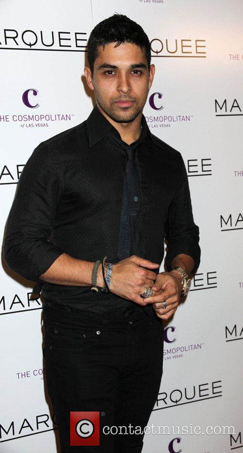 Wilmer Valderrama, Celebration and Las Vegas