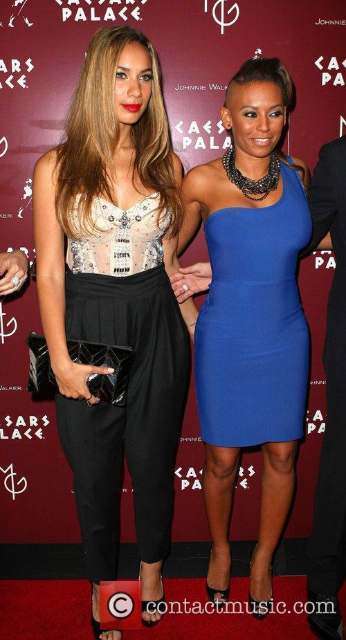Leona Lewis and Matt Goss 2
